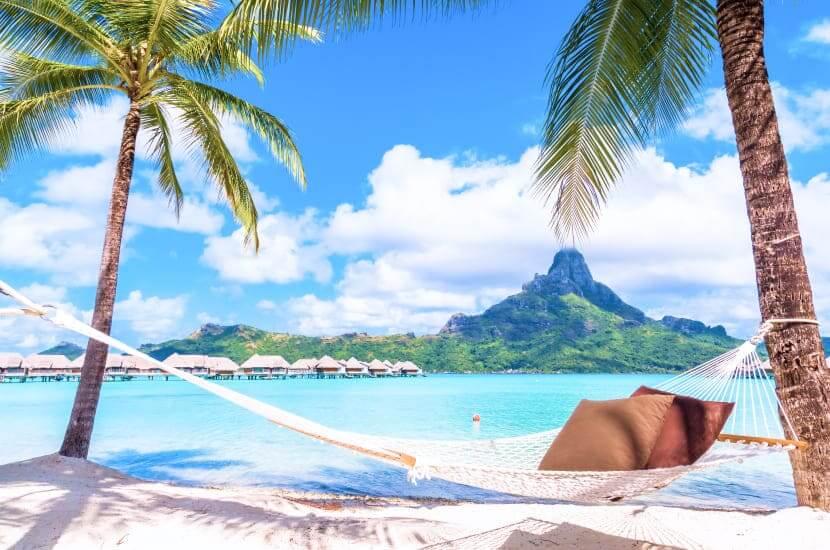Wczasy we wrześniu na Bora Bora