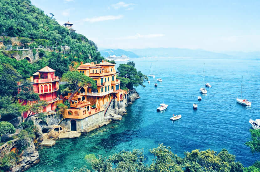 Włoskie wakacje w sierpniu