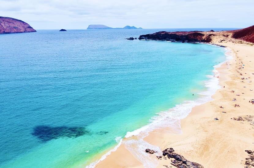 Wypoczynek wrześniowy - Lanzarote