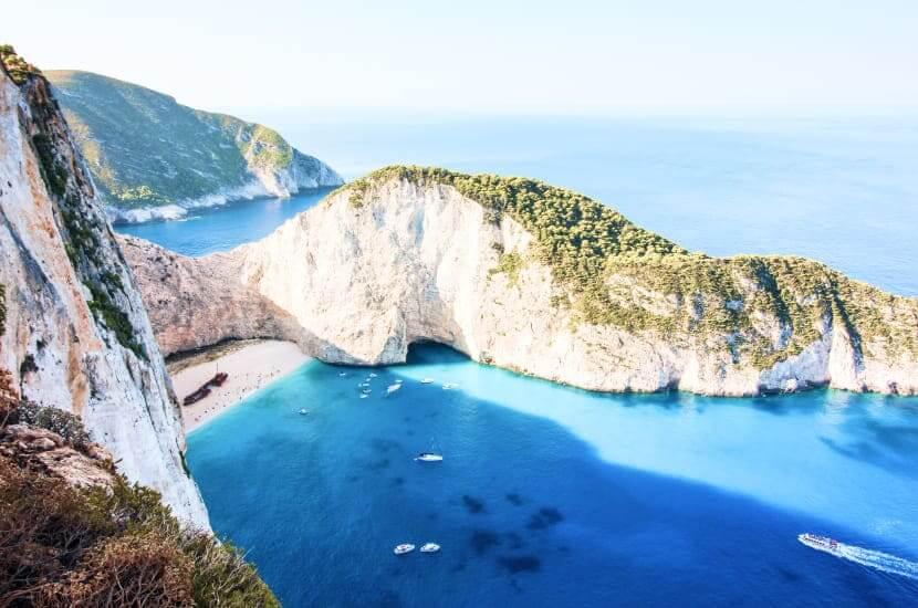 Zakynthos - wakacje we wrześniu