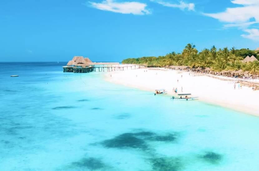Zanzibar. Gorące wakacje - sierpień